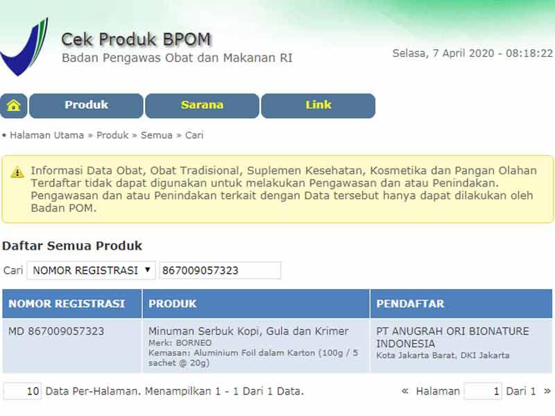 Jual Kopi Borneo Untuk Stamina Pria di Gunung Tua
